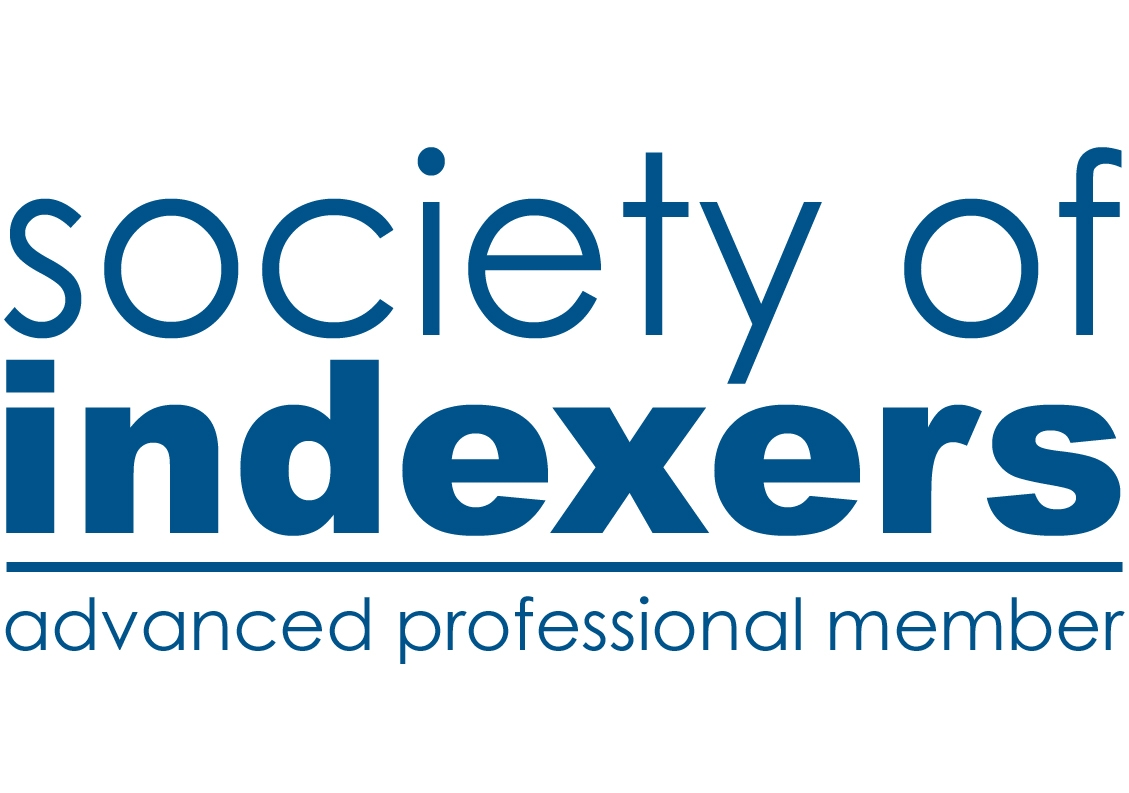 Society of Indexers Professional Member